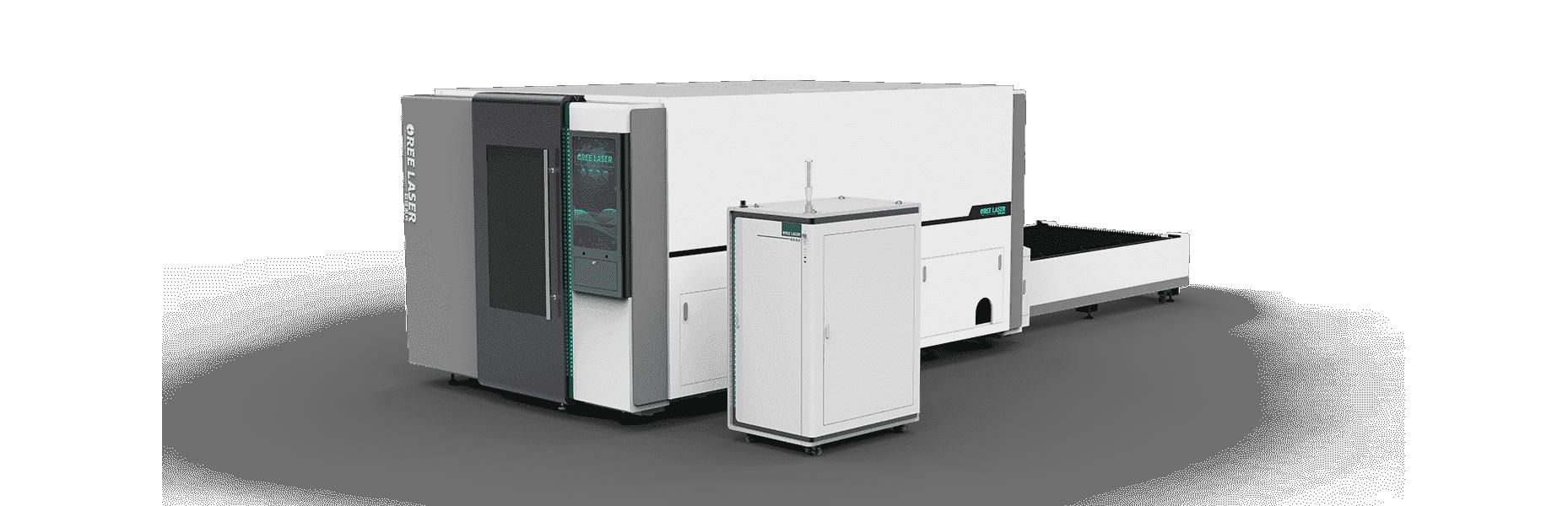 Máy Cắt CNC Laser Fiber OREE 3015P