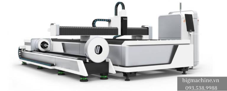 Nguyên lý hoạt động của Máy Cắt Laser Fiber EZCNC