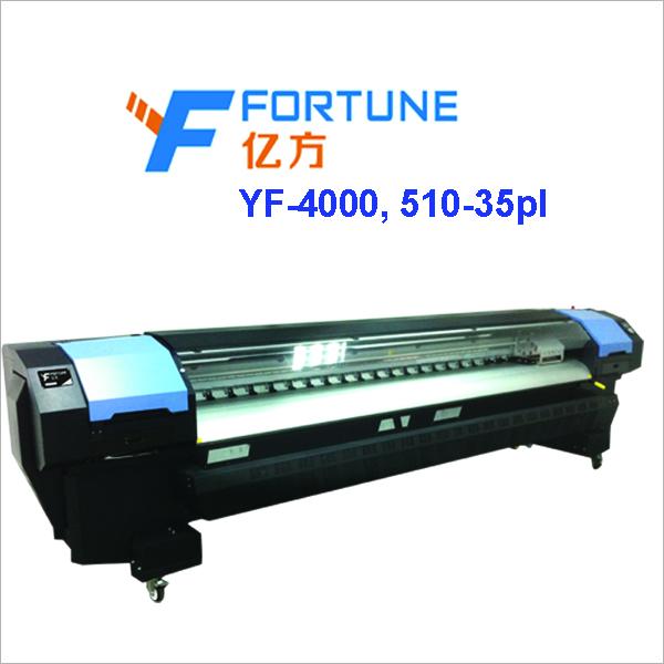 Máy In Phun Khổ Lớn Fortune YF-4000