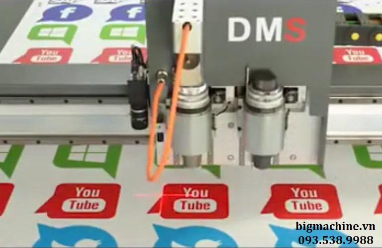 Máy Cắt Kỹ Thuật Số DMS 2516A