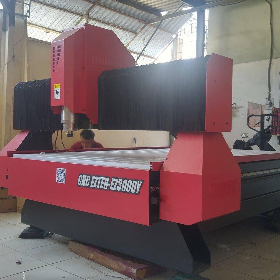 Máy Cắt Khắc CNC Ezter EZ3000