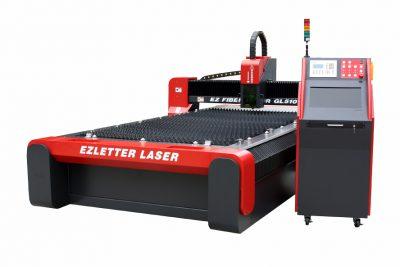 Máy Cắt Fiber nguồn phát IPG từ Đức và đầu phóng laser mech