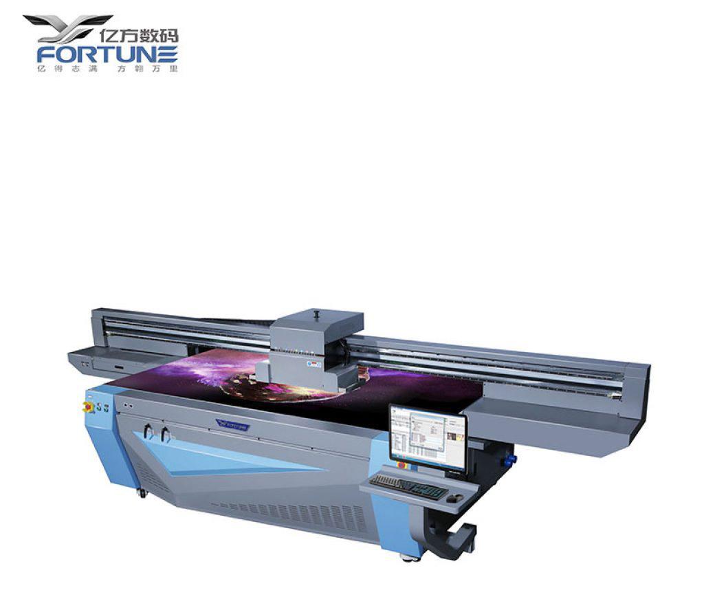 Máy In Phẳng UV Fortune YF-2513F LED