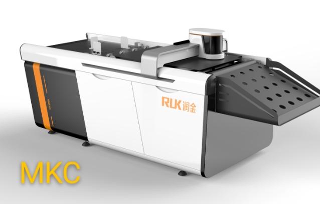 Máy Cắt Mẫu Bao Bì Hộp Carton RUK MKC