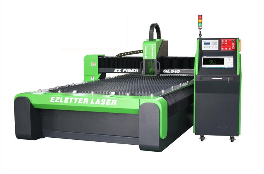 nguồn cắt Laser Fiber vô cùng quan trọng, quyết định đến độ dày của vật liệu cắt