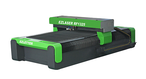 Máy khắc laser kim loại Ezletter RF