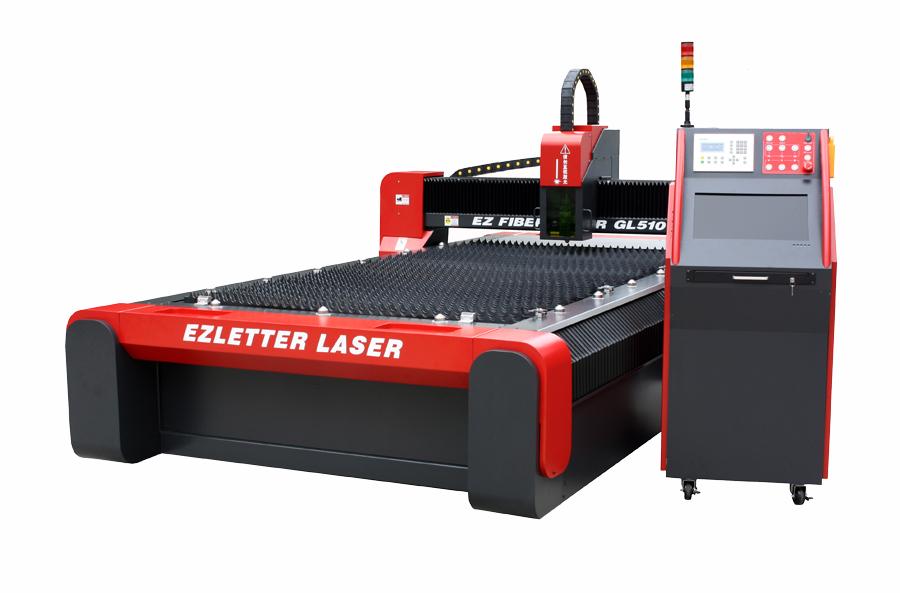 Máy khắc laser kim loại Ezletter GL