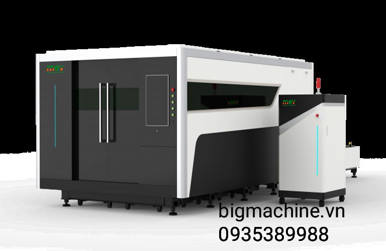 Máy cắt Laser Gỗ Fiber 3015P