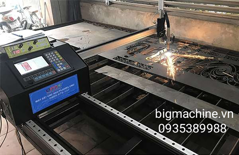 Máy cắt CNC Plasma mini EMC 1500Pro