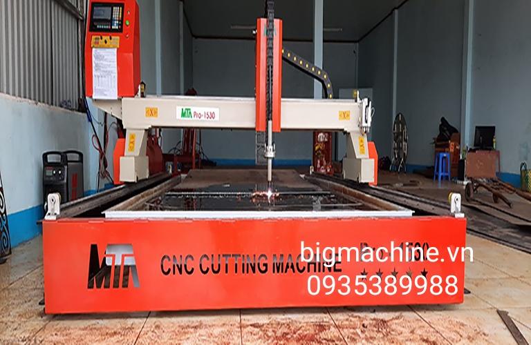 Máy cắt Plasma CNC MTA - 1530