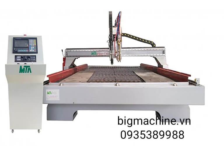 Máy cắt CNC Plasma Finecut - 1530