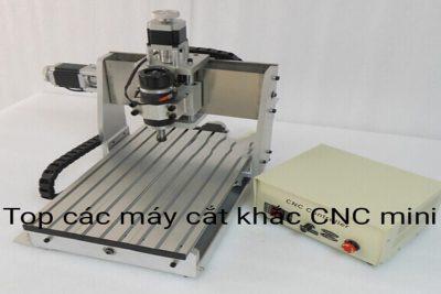 Top 4 Máy Cắt Khắc CNC Mini Giá Rẻ, Cao Cấp, Hàng Nhập Khẩu