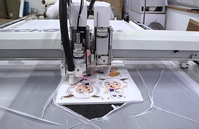 Máy cắt kỹ thuật số
