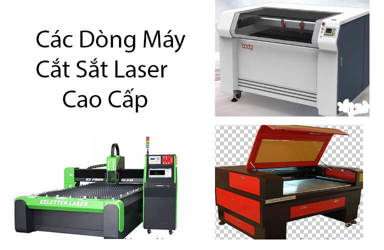 Top 5 Máy Cắt Sắt Laser Cao Cấp Giá Tốt Phổ Biến Nhất