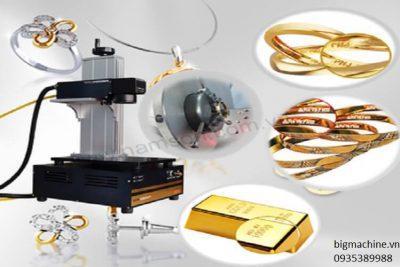 Máy Khắc Laser CNC Trên Mọi Vật Liệu Giá Rẻ Chính Hãng