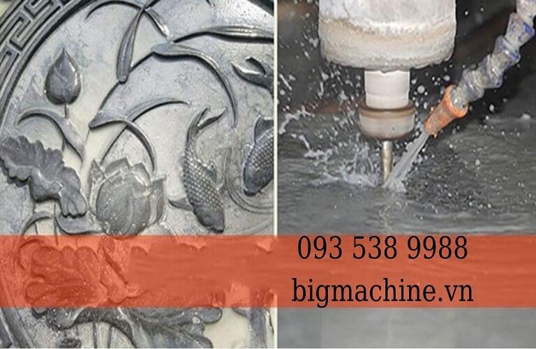 Ứng dụng máy khắc CNC