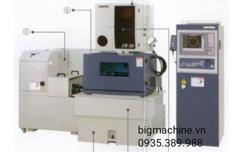 Máy cắt dây CNC CW 30 hãng Aristech