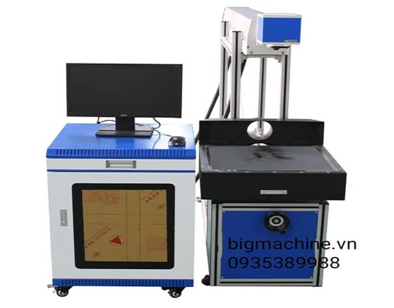 Máy cắt Laser trên giấy CO2 1390
