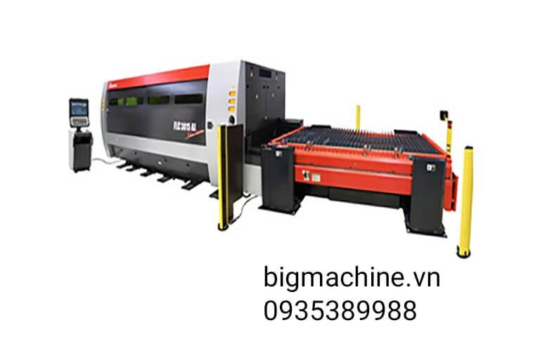 Máy Cắt Laser Amada FLC - 3015AJ