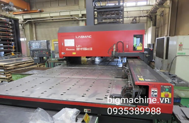 Máy cắt Laser Amada LC 2415 A2