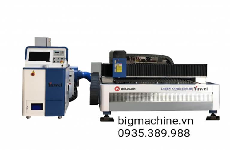 Máy cắt Laser Yawei Fiber E - 3015B
