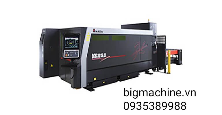 Máy Cắt Laser Fiber Amada LCG-AJ II