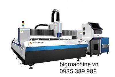 Máy Cắt CNC Laser Fiber EMC-1530F Thông Số Và Giá Bán