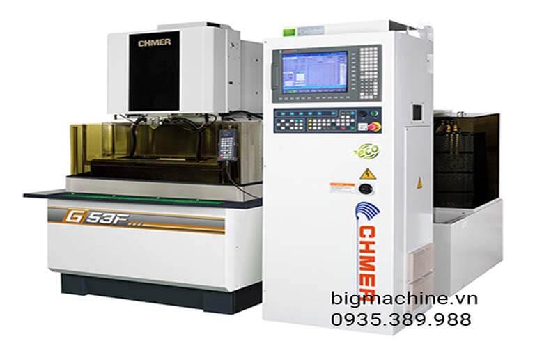 Máy cắt dây CNC là dòng máy cắt tốt với nhiều ưu điểm nổi bật, hỗ trợ tối ưu hóa công việc, giúp việc gia công trở nên nhanh chóng, có độ chuẩn xác cao