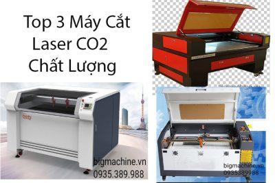 Top 3 Máy Cắt Laser CO2 Siêu Tốc Chất Lượng Cao Giá Tốt