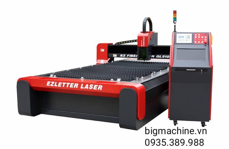 Máy Cắt Laser Fiber GL510