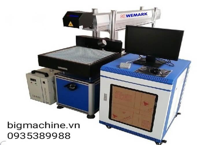 Máy cắt giấy Laser WM-100C