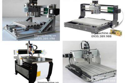 Top 4 Máy CNC Khắc Gỗ Mini 3D Hiện Đại Chất Lượng Cao