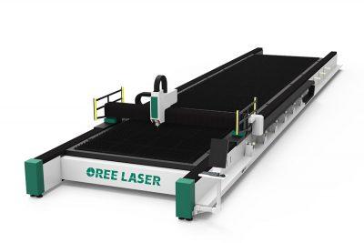 Máy Cắt Laser Fiber OREE Công Suất 12kw