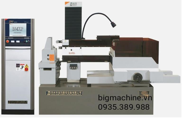 Máy cắt dây CNC - DK7750 xuất xứ Trung Quốc, hiệu quả gia công cao
