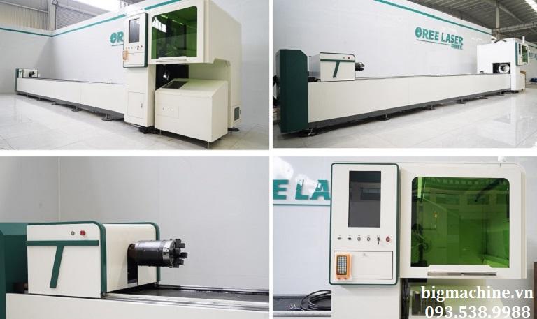 máy cắt laser fiber OREE TL6016