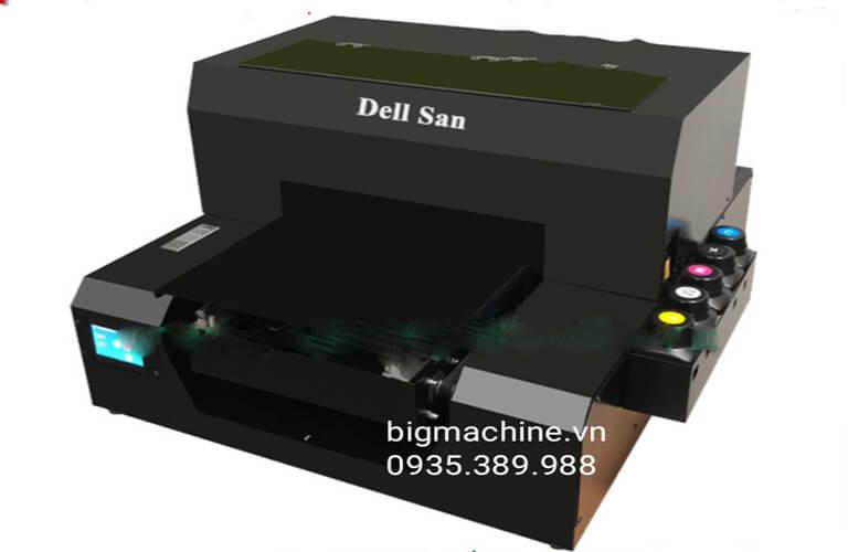 Máy in UV phẳng Dellsan DS-A4