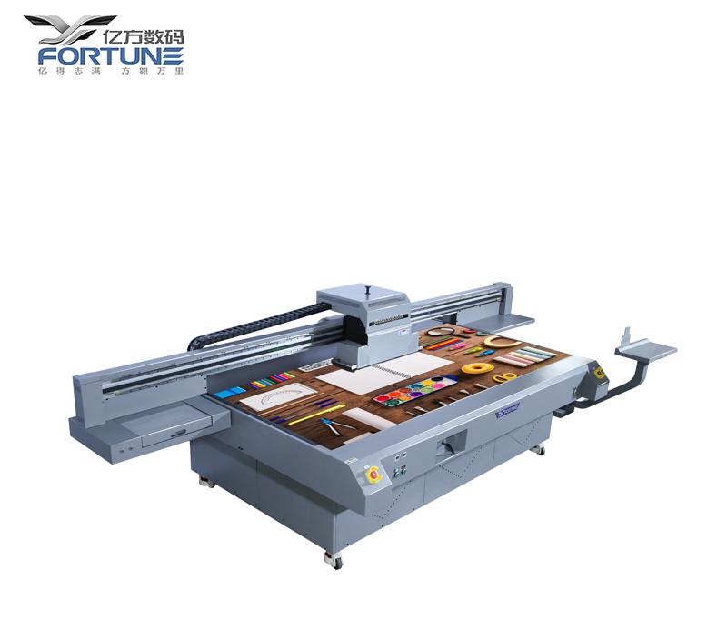 Máy in phẳng UV Fortune YF-2512F LED