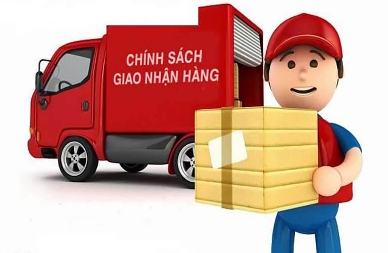 Big Machine Việt Nam có chính sách giao hàng cụ thể để khách hàng mua hàng được thuận lợi dễ dàng hơn