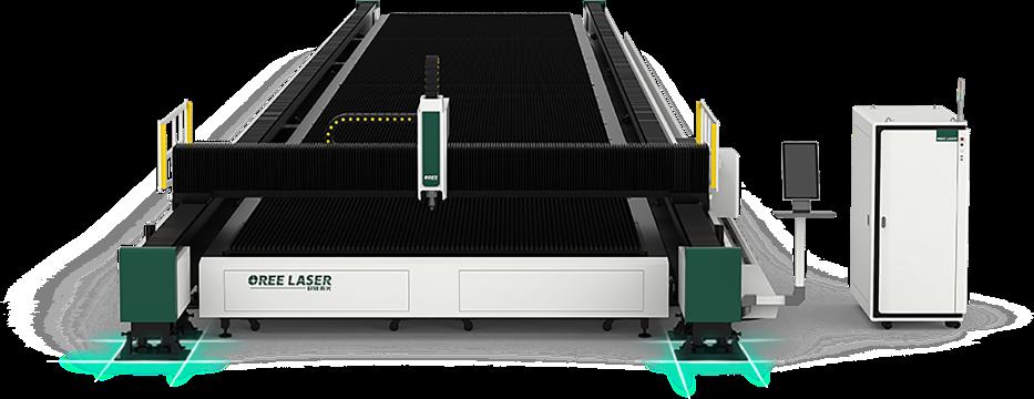 Máy cắt laser fiber Oree GR24032