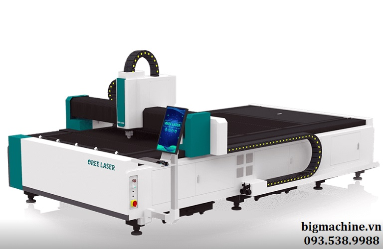 Máy cắt laser fiber OREE -FM3015