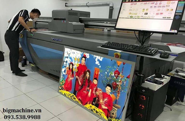 Mua máy In UV Cũ